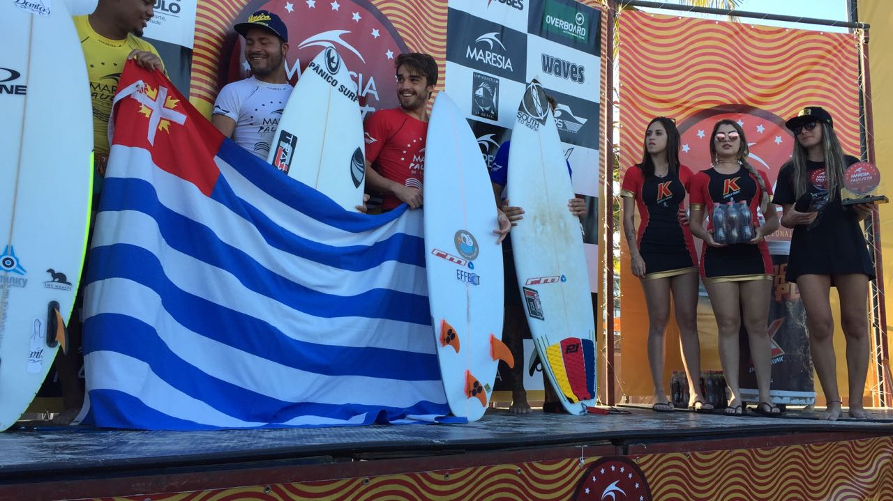 Campeonato de Surf - Ubatuba 2017