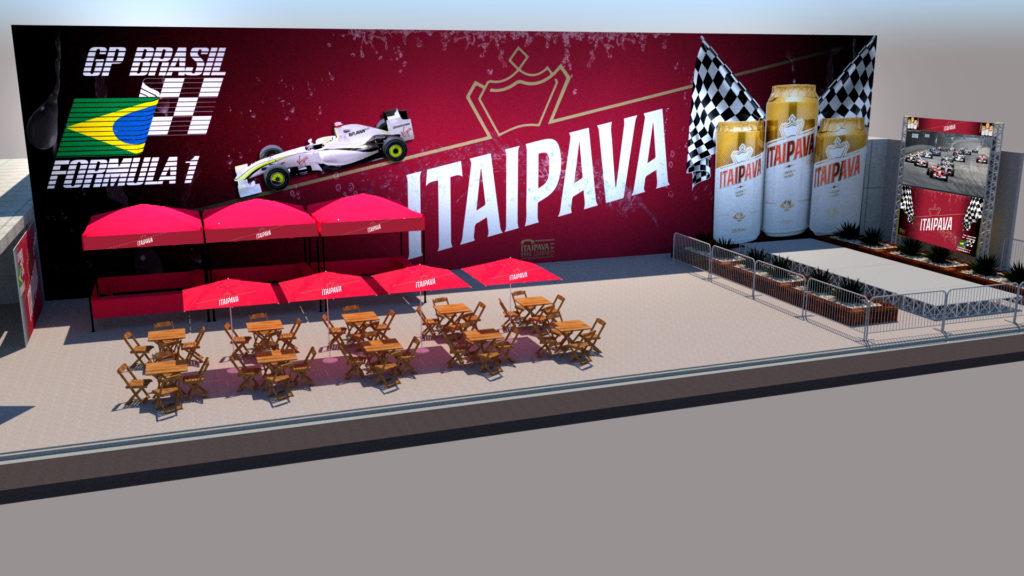 Projeto F1 - Itaipava