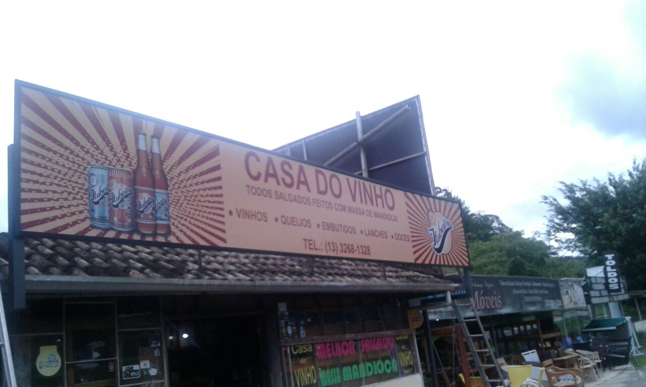 Casa do Vinho - Bertioga