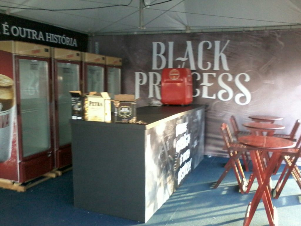 Festa do Divino - Black Princess